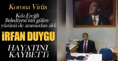 SEVENLERİ VE EREĞLİ BELEDİYESİ YASTA !.