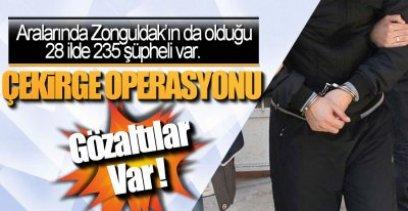 ÇEKİRGE OPERASYONU !.