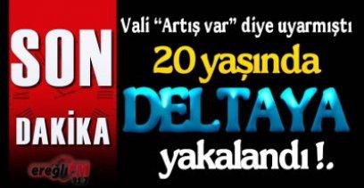 """VALİ  TUTULMAZ DÜN """"ARTIŞ VAR """" DEMİŞTİ !."""