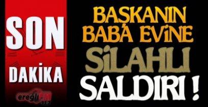 ZONGULDAK'TAKİ OLAYDA 2 YARALI VAR !.