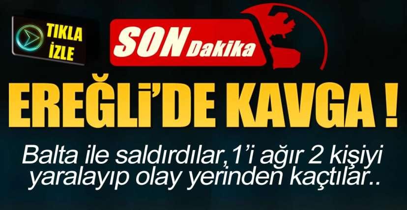 1'İ AĞIR 2 YARALI VAR !.