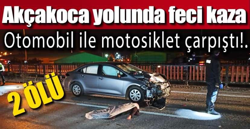 2 KİŞİ HAYATINI KAYBETTİ!.
