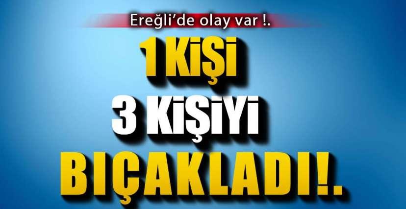 2 KİŞİNİN DURUMU AĞIR !.