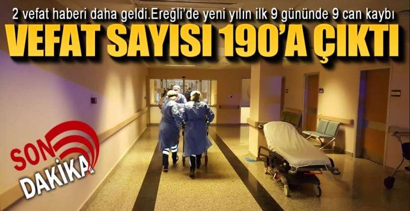 2 VEFAT HABERİ PEŞ PEŞE GELDİ !.