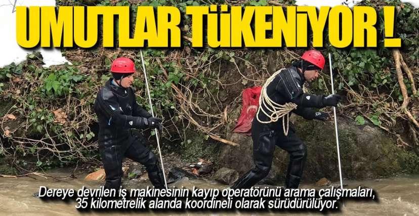 3.GÜN GERİDE KALIYOR !.