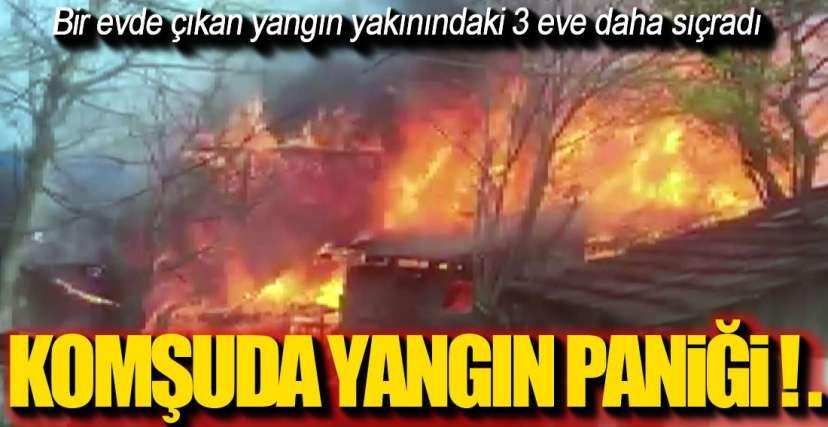4 EV KULLANILAMAZ HALE GELDİ!.