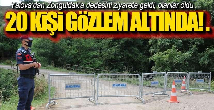 4 POZİTİF VAKA DAHA !.