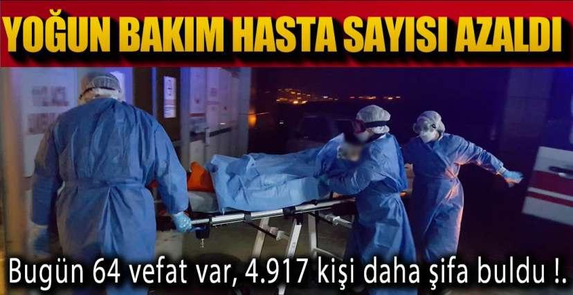 6 MAYIS VERİLERİ AÇIKLANDI.