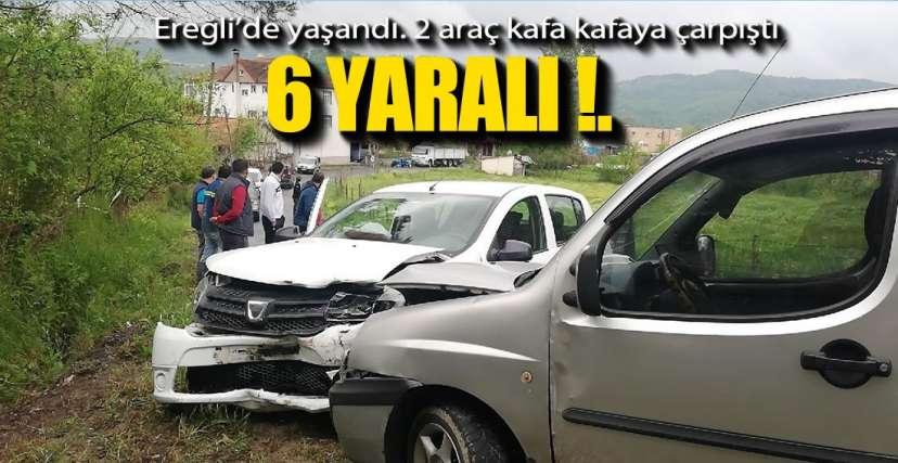 6 YARALI HASTANEYE KALDIRILDI !.