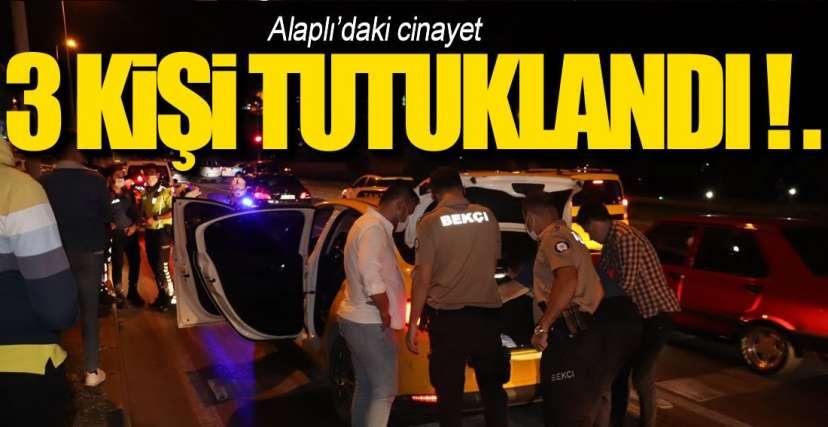 ALAPLI'DAKİ CİNAYET !.