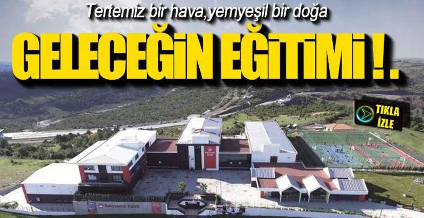 BAHÇEŞEHİR KOLEJİ  ANAOKULU TANITIM !.
