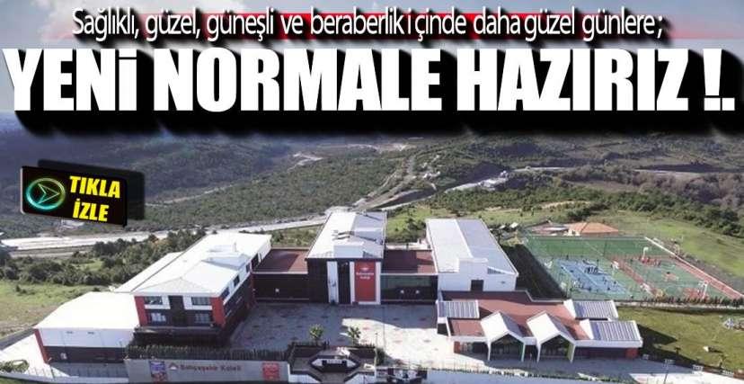 BAHÇEŞEHİR KOLEJİ YENİ NORMALE HAZIR!.