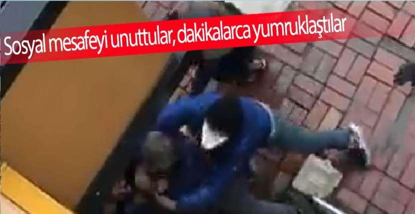 BANKA ÖNÜNDE SIRA KAVGASI!.
