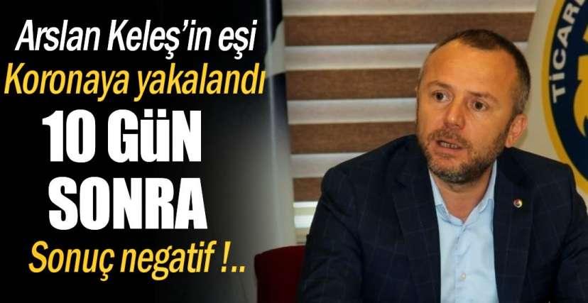 BAŞKAN NEGATİF EŞİ POZİTİFTİ !.