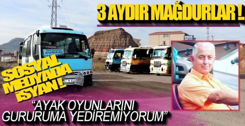 BELEDİYE TİCARETİMİZİ ENGELLİYOR !.