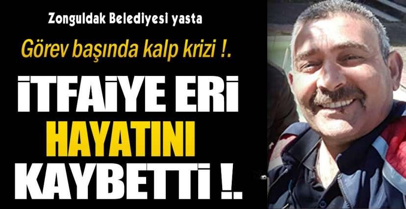 BELEDİYE YASTA !.