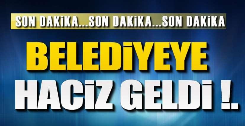 BELEDİYEYE BORÇ ŞOKU !.