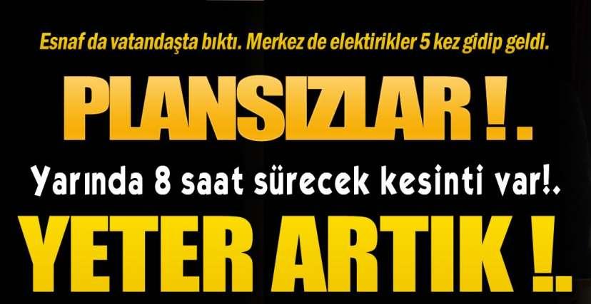 BİR DEĞİL İKİ DEĞİL !.