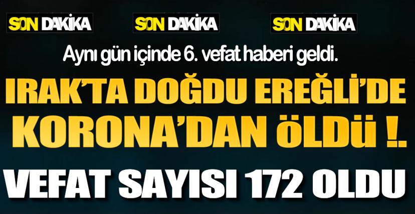 BİR GÜNDE 6 KAYIP !.