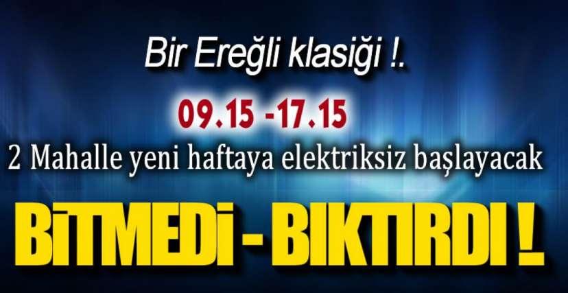 BİR TÜRLÜ BİTMEDİ !.