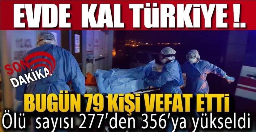 BUGÜN 79 KİŞİ ÖLDÜ !.