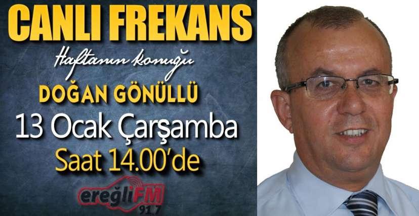 CANLI FREKANS YARIN 14.00'DE