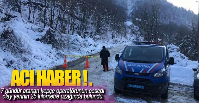 CESEDİ BULUNDU!.