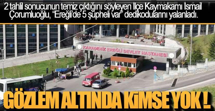 DEDİKODULARA İTİBAR ETMEYİN !.