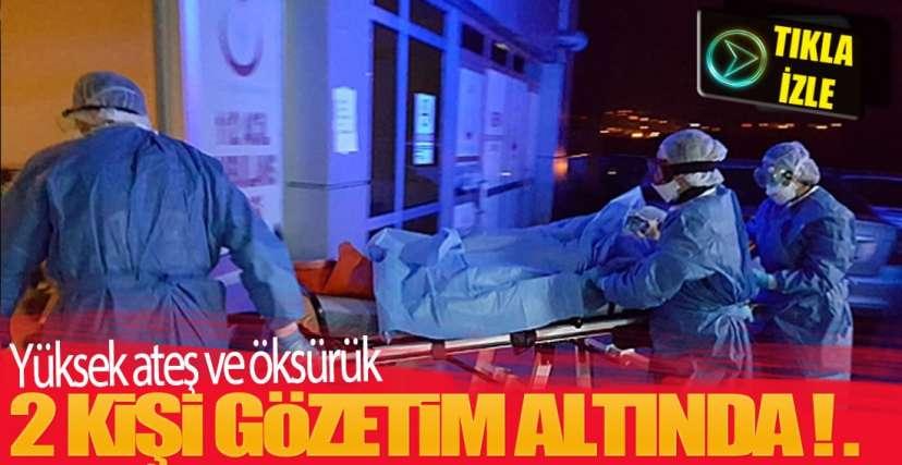 EREĞLİ'DE 2 ŞÜPHE!.