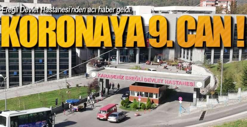 EREĞLİ'DE 9 İL GENELİNDE 90.ÖLÜM !.