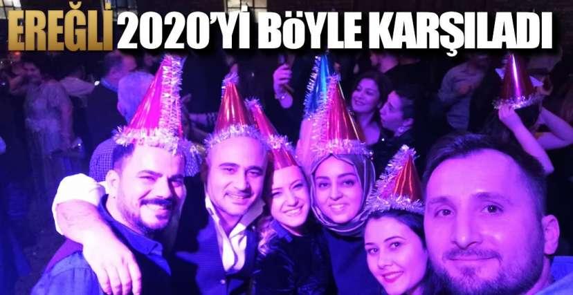 EREĞLİ'DE EĞLENCE MEKANLARI DOLUP TAŞTI !.