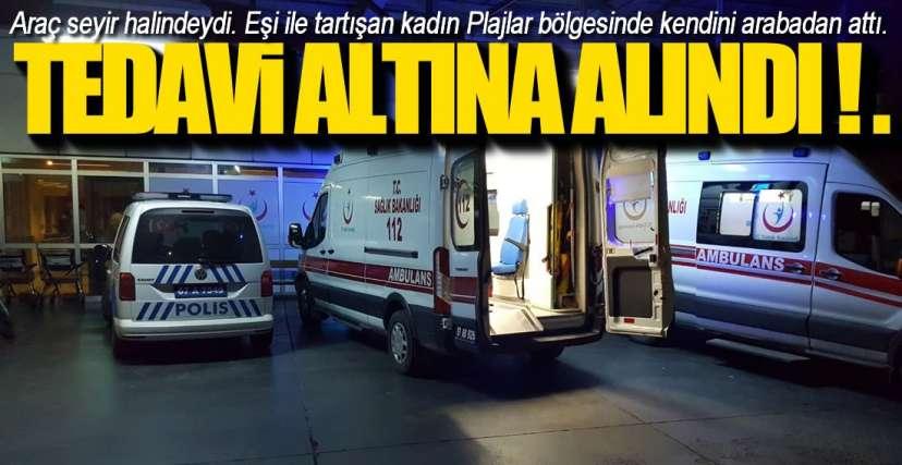 EREĞLİ'DE OLAY  VAR !.