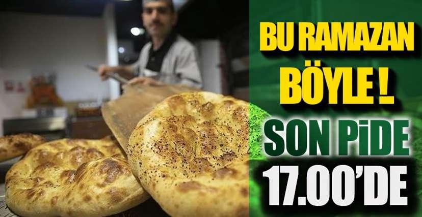 EREĞLİ'DE PİDE KUYRUĞU ÖNLEMİ !.