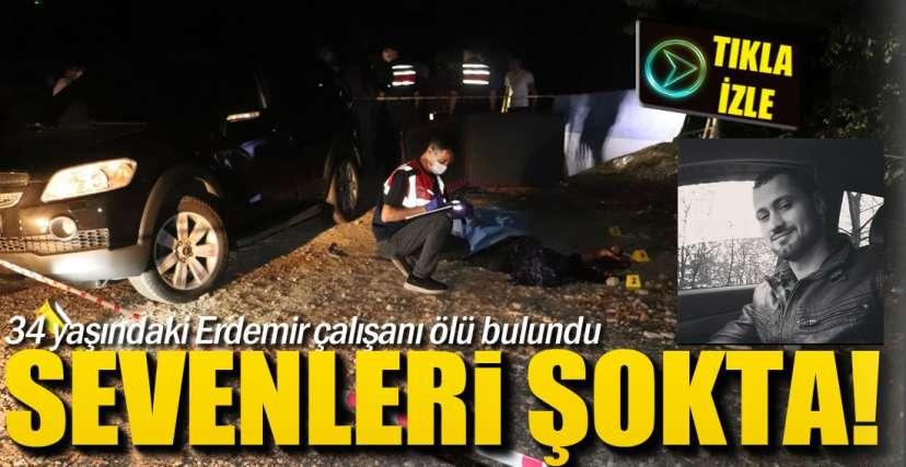 EREĞLİ'DE ŞOK EDEN OLAY !.