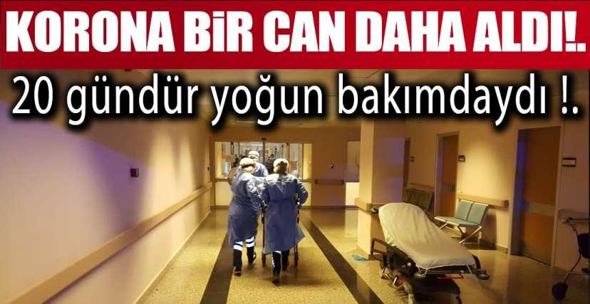 EREĞLİ'DE TEDAVİ GÖRÜYORDU !.