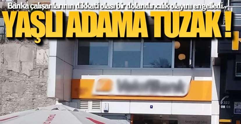 EREĞLİ'DE YAŞANDI !.