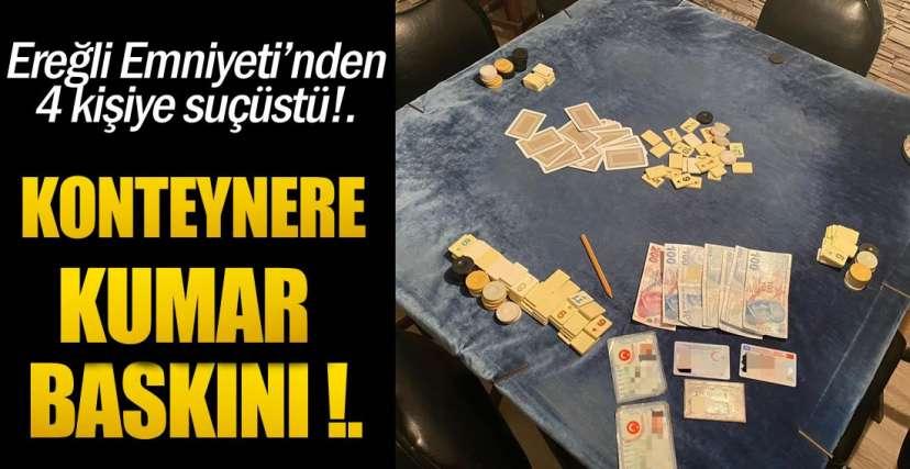 SON DAKİKA BASKINI !.