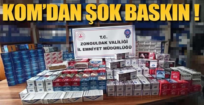 EREĞLİ VE ALAPLI'DA !.