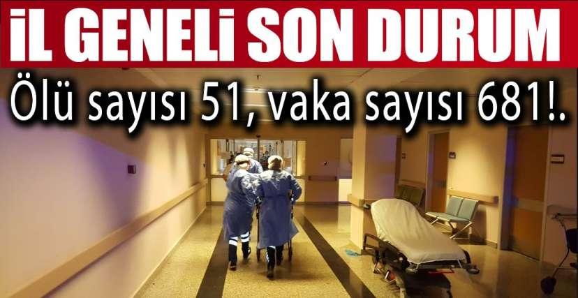 EREĞLİ VE ALAPLI'DA SON DURUM !.