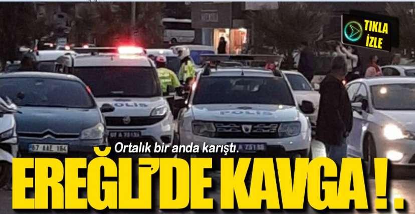 EREĞLİ YİNE KARIŞTI !.