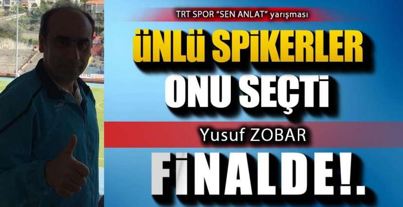 EREĞLİLİ SPİKER FİNALDE !.