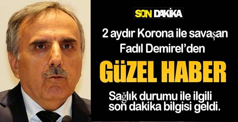 FADIL DEMİREL'DEN HABER VAR !.