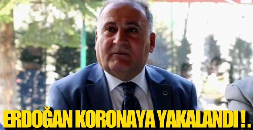 FAZLI ERDOĞAN KORONAYA YAKALANDI !.