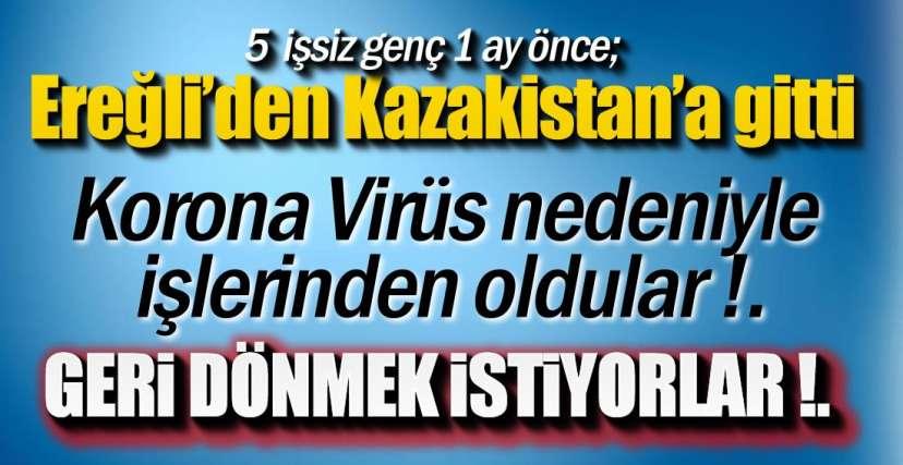 GERİ DÖNMEK İSTİYORLAR !.