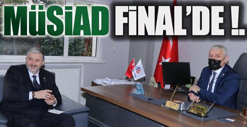 FİNAL ZİYARETİ !.