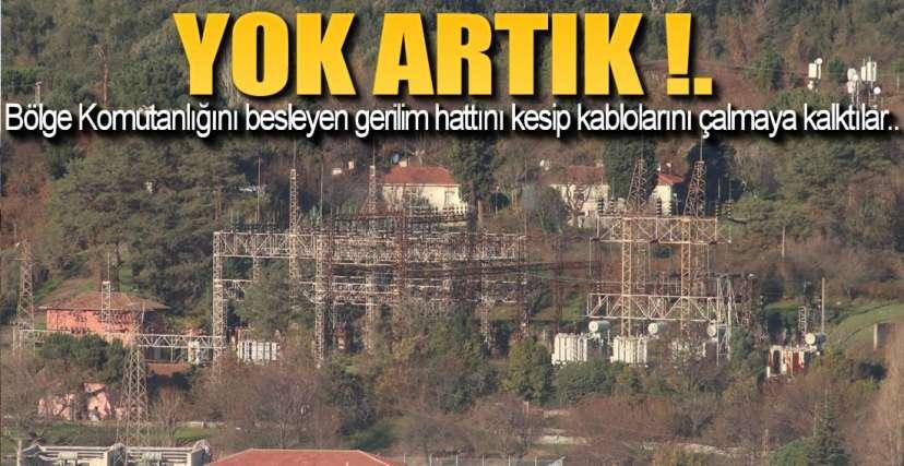 HIRSIZLIK YAPARKEN YANGIN ÇIKARDILAR !.