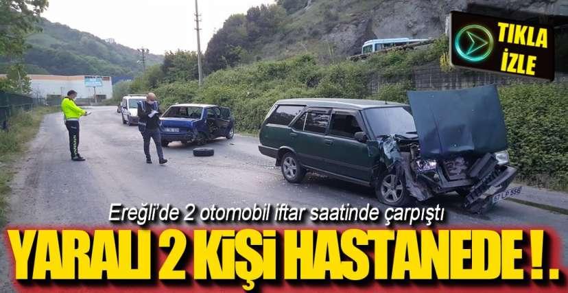 İFTAR VAKTİ KAZA !.