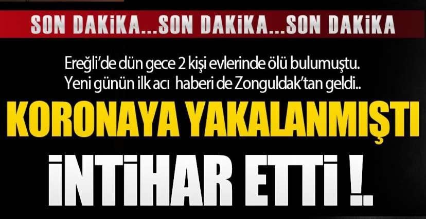 İNTİHAR ETTİ !.