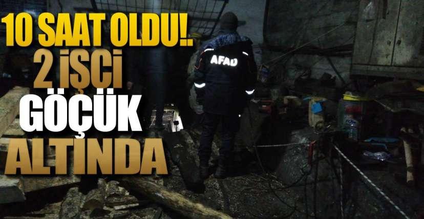 KAÇAK OCAK'DA ENDİŞELİ BEKLEYİŞ !.
