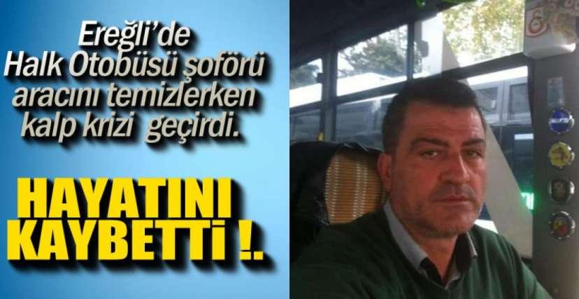 KALP KRİZİ GEÇİRDİ !.